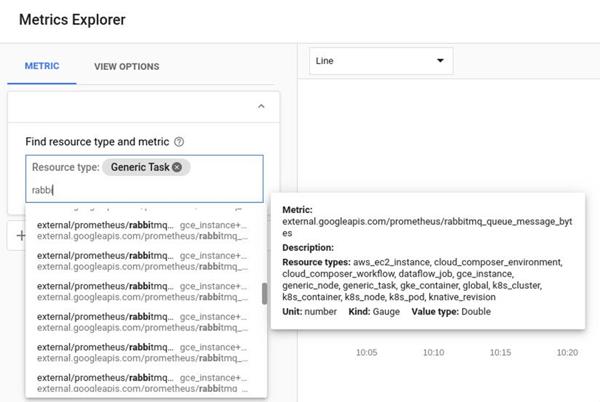 Stackdriver_metrics_explorer