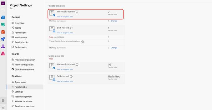 project-settings